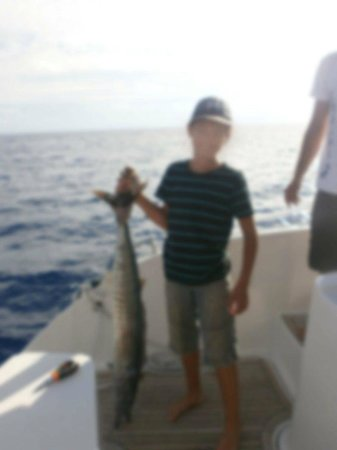 Le Grand Bleu : Pêche au thon