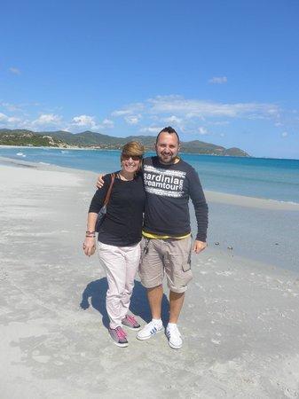 Sardinia Dream Tour - Day Tour: Deserted beach in March