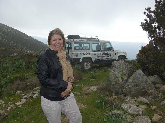 Sardinia Dream Tour - Day Tour: Mountain views