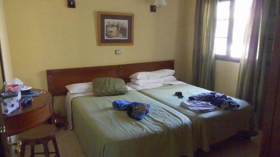 Santa Rosa: bedroom