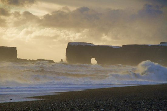 Iceland Guided Tours: Black Sands Beach