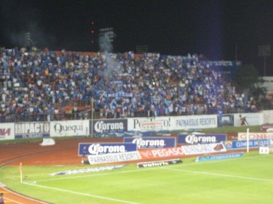 Estadio Andres Quintana Roo
