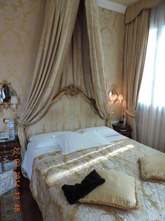 Hotel Canal Grande : room
