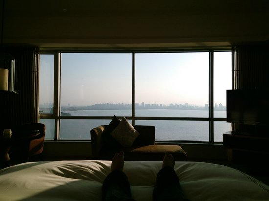 InterContinental Suzhou : view from the room