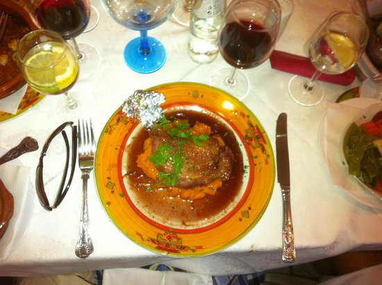 J.J.'s Cafe del Mar: Duck confit