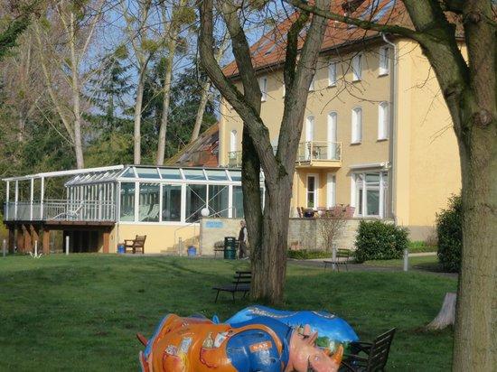 Best Western Seehotel Frankenhorst: Restaurant