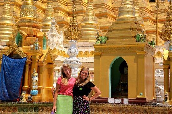Shwedagon-Pagode: Shwedagon Pagoda