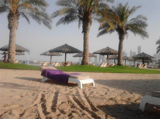 InterContinental Doha: Intercontinental private beach