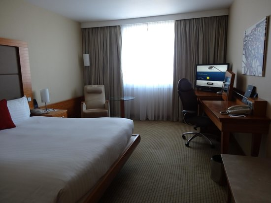 Hilton Prague: стандартный номер