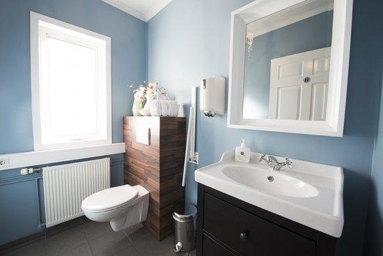 Nupan Deluxe: Shared Bathroom