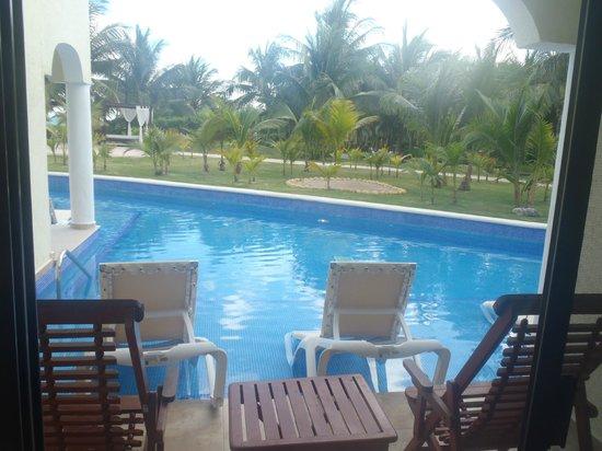 El Dorado Royale, a Spa Resort by Karisma: room 4107 swim-up