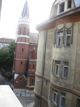 Hotel Palazzo Zichy: Vistas