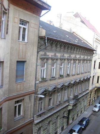 Hotel Palazzo Zichy: Vista desde la habitación