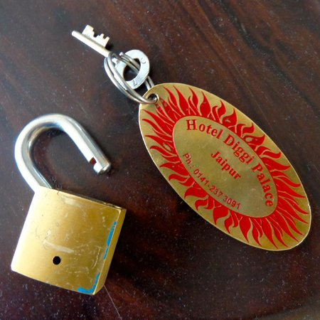 Diggi Palace: Historical hotel - your lock and key