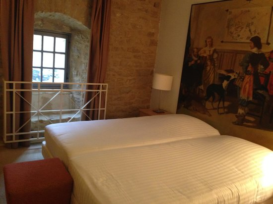 Hotellerie Le Chateau Fort: chambre