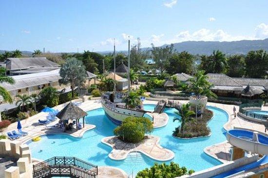 Sunscape Splash Montego Bay : Parc aquatique
