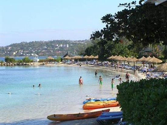 Sunscape Splash Montego Bay : La plage