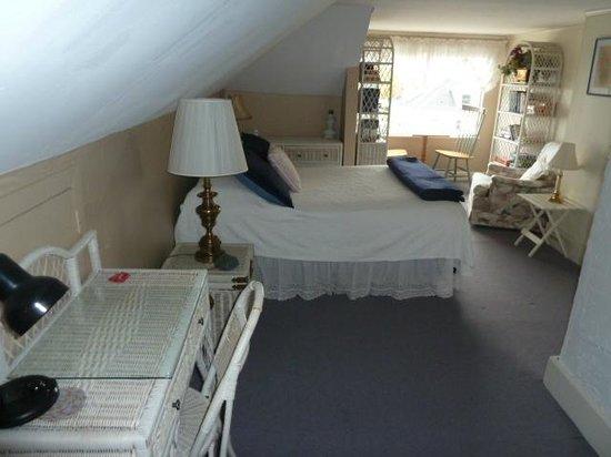 Plum Duff House: Steveland Suite