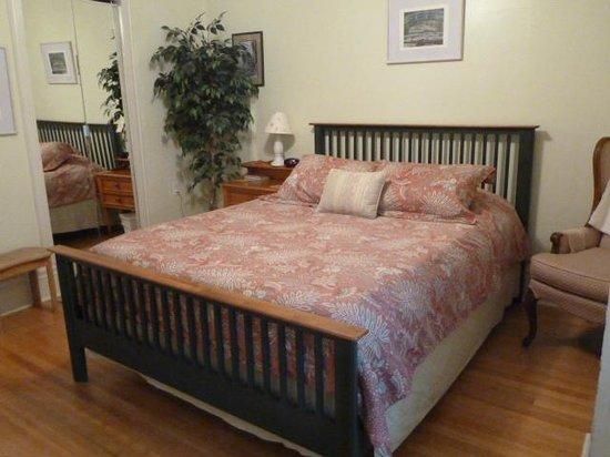 Plum Duff House: Hope Elizabeth Room