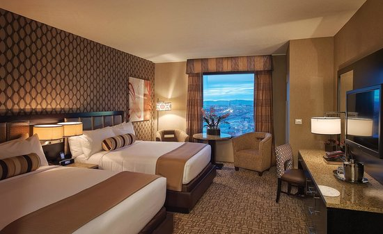 Golden Nugget Hotel & Casino: Gold Rush Club Room