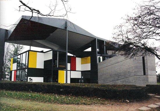 Old Town (Altstadt) : Le Corbusier