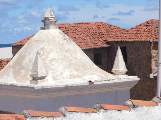 Reis Magos Fortress: Interior