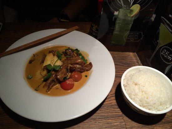 Cha Cha Moon: Duck Curry