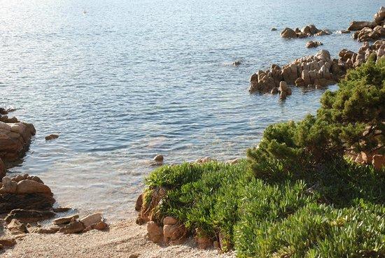 Hotel Cala Lunga: Spiagge … private