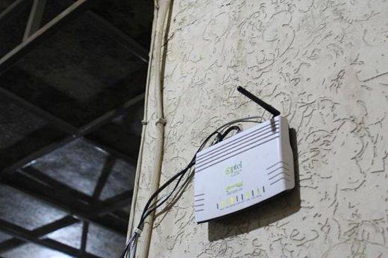 Lahore Backpackers : WIFI