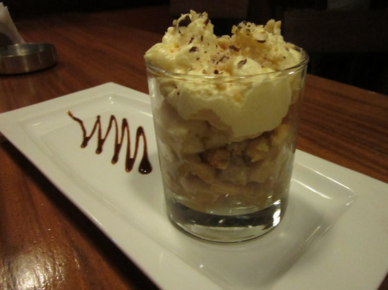 La Kora Chez Peggy: un trifle Breton