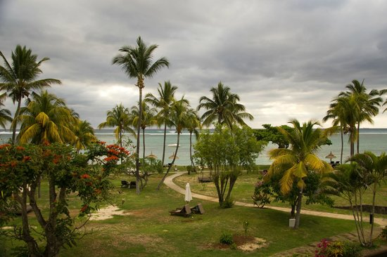 Sofitel Mauritius L'Imperial Resort & Spa: Ocean view from our room