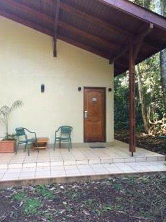 Yvy Hotel de Selva: Nuestra habitación