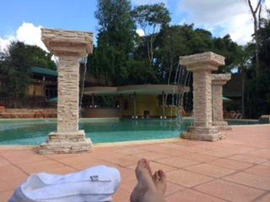Yvy Hotel de Selva: Mas de la pileta