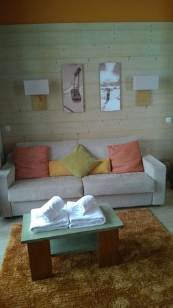 Pierre & Vacances Premium Residenz L'Amara: .