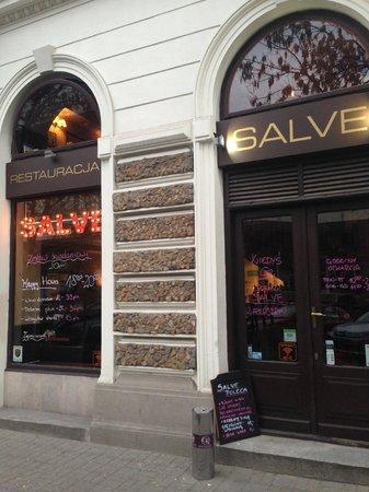 Salve Bistro & Restaurant: /
