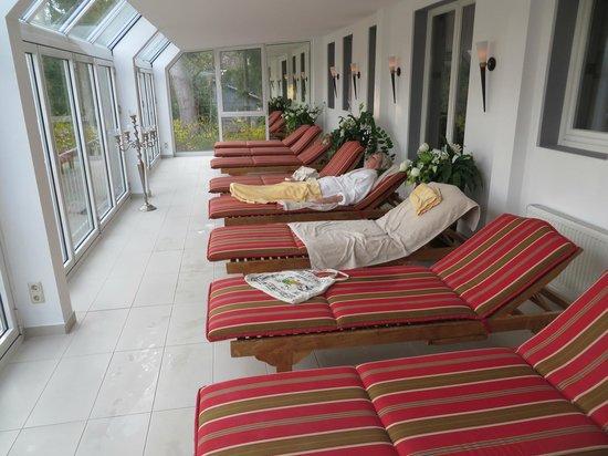 Best Western Seehotel Frankenhorst: Liegeraum