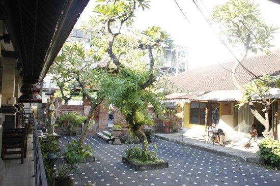 Troppo Zone Puri Rama Resort : Puri rama wing entrance