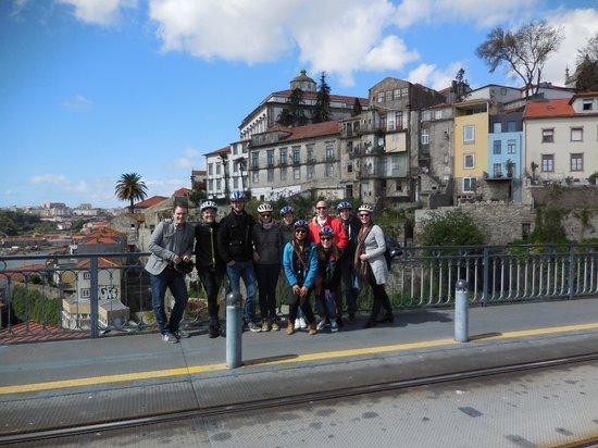 Bluedragon Porto City Tours: Porto old city