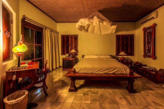 Alang-Alang Boutique Beach Hotel: Kamar