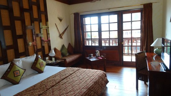 Victoria Sapa Resort and Spa : Chambre