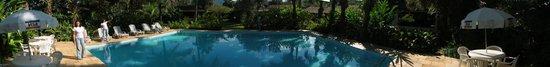 Parque Hotel Pereque : A piscina