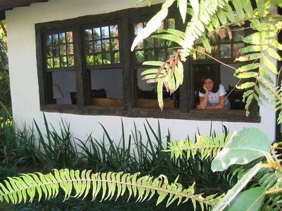 Parque Hotel Pereque: Pausa para fazer nada