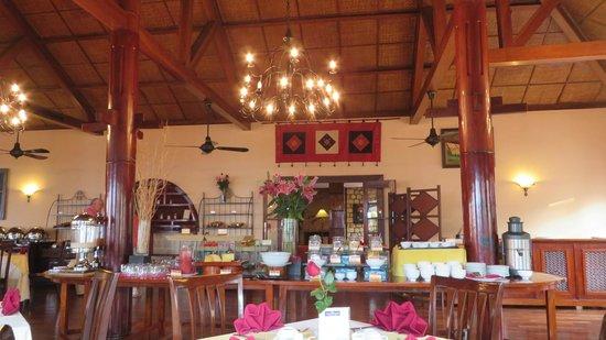 Victoria Sapa Resort and Spa : Restaurant