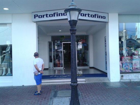 Hotel Portofino: fachada