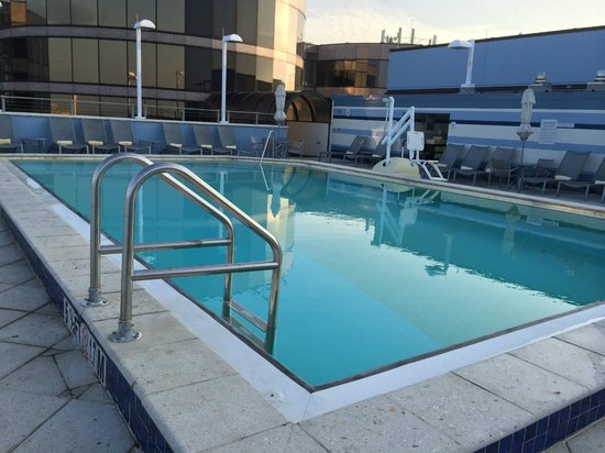 The Westshore Grand, A Tribute Portfolio Hotel, Tampa: Nice pool
