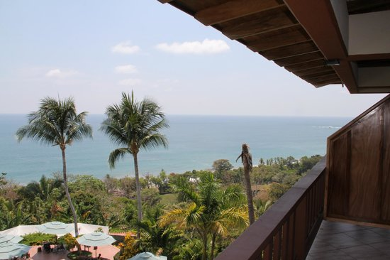 Hotel Costa Verde: View from Studio Plus II balcony