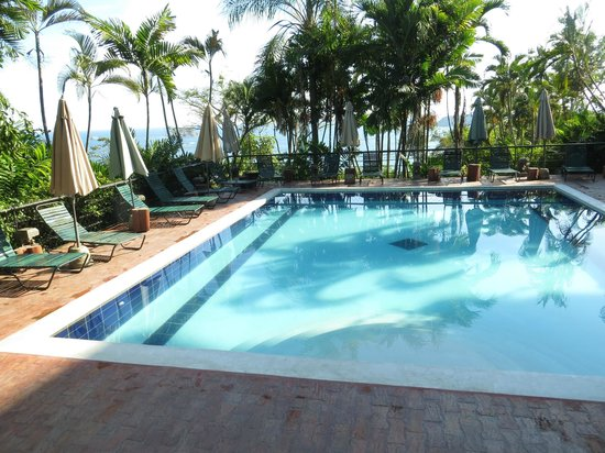 Hotel Costa Verde: Building A (family) pool area