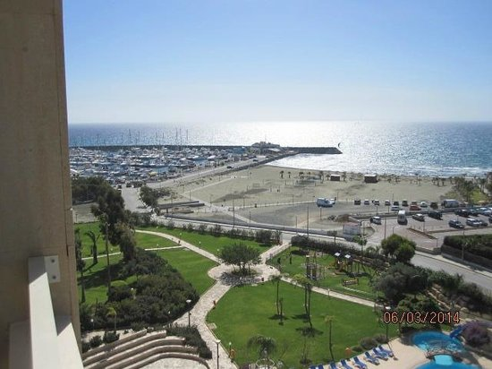 St Raphael Resort: Beautiful view from room 432