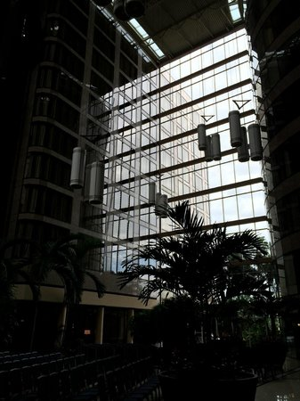 The Westshore Grand, A Tribute Portfolio Hotel, Tampa: Atrium