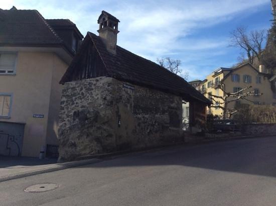 Old Town Lucerne : домик в Люцерне